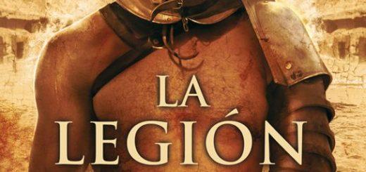 La Legión Olvidada, novela histórica del escritor Ben Kane