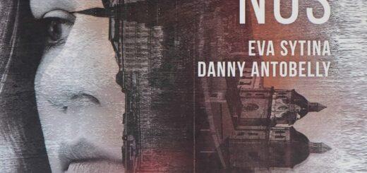 Meridianos, hermoso libro de poesía de Danny Antobelly y Eva Sytina